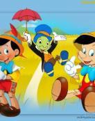Pepito Grillo y Pinocho