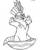 El rey de los Mapaches