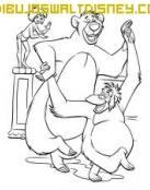 Baloo bailando con animales