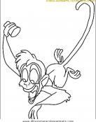 El mono Abú