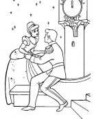 Cenicienta con el príncipe