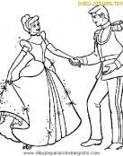 Cenicienta y el apuesto príncipe