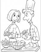 Cocineros de Ratatouille