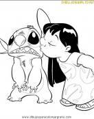 Lilo y Stich grandes amigos