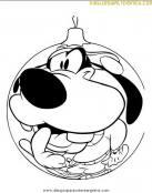 Bola navideña de Goofy