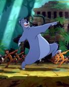 Mowgli y los elefantes