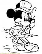 Mickey se ha puesto elegante
