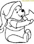 Winnie The Pooh y su estrella navideña