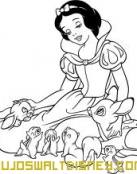 Wallpaper de Blancanieves