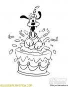 Cumpleaños de Pluto