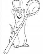 Raton de ratatouille