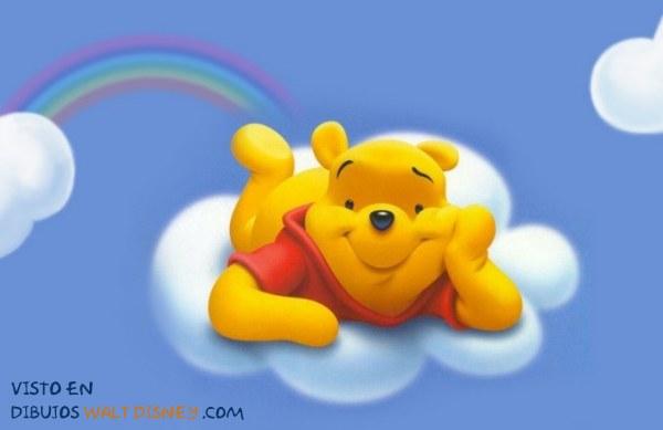 Winnie the Pooh en el cielo