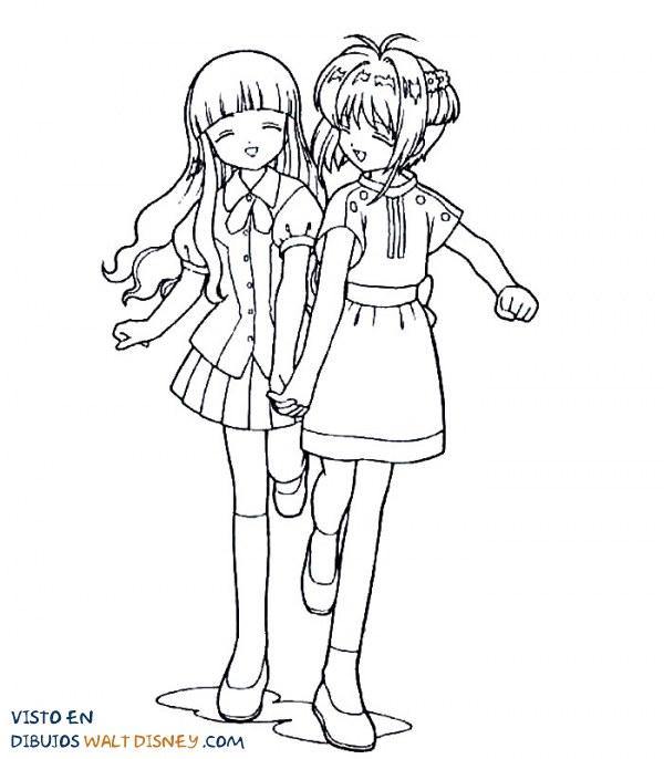Ver Dibujos Anime De Amistad Y De Amor Imagenes De Anime ...